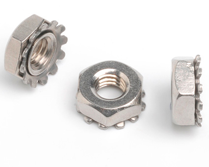 Stainless Steel USA KEP Nuts
