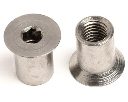 Stainless Steel Socket Countersunk Sleeve Nuts
