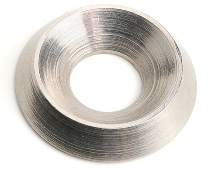 Stainless Steel Solid Metal Finishing Washers