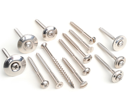 Stainless Steel Woodscrews