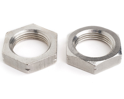 Stainless Steel Pipe Nuts DIN 431
